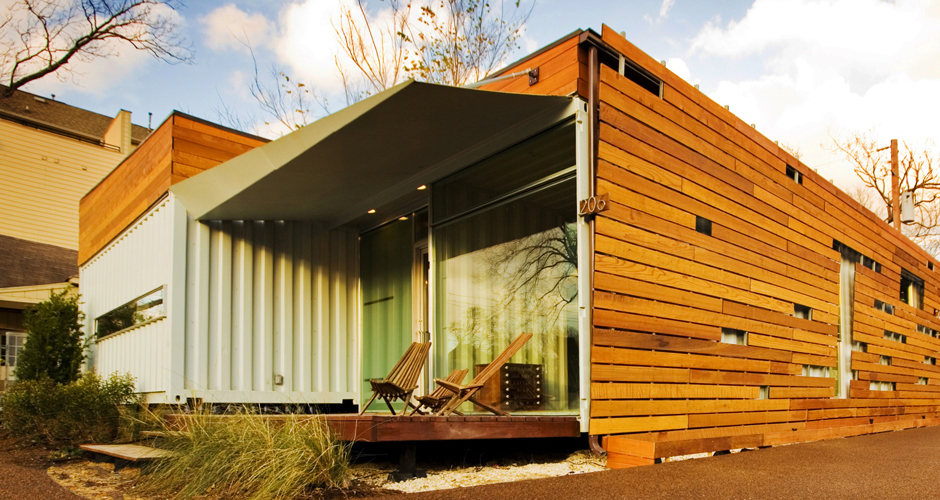 Cordell Container House