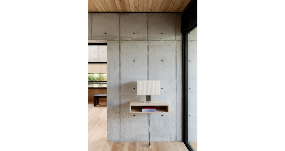 Concrete Box House