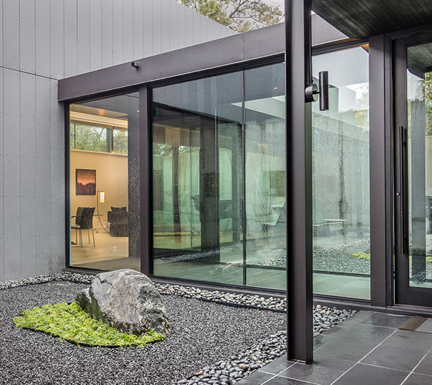 2 Courtyard House