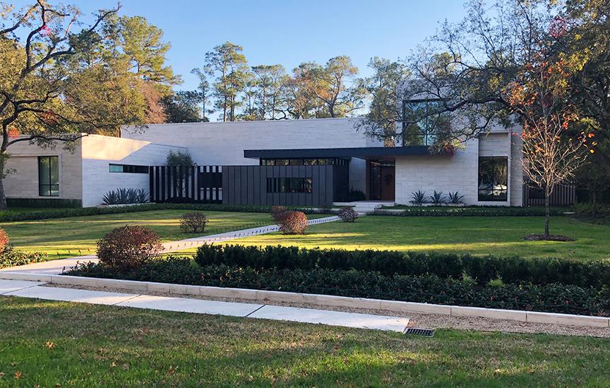 Wood Lane Residence